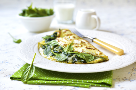 omelette-recipe-spinach